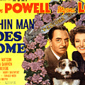 The Thin Man Goes Home, William Powell by Everett