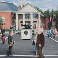 The Traffic Box by Jack Skinner