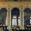 The Treaty Of Versailles by Sir William Orpen