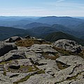 The View North From Mt. Marcy by Joshua House