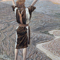 The Voice In The Desert by Tissot