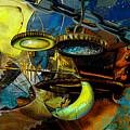 The Wheelwork Of Antikythera  by Anne Weirich