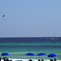 The White Panama City Beach - Before The Oil Spill by Susanne Van Hulst