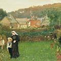 The Widow by Charles Napier Hemy
