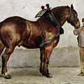 The Work Horse by Otto Bache