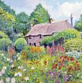 Thomas Hardy House by David Lloyd Glover