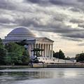 Thomas Jefferson Memorial by Gene Sizemore