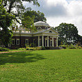 Thomas Jefferson's Monticello by Bill Cannon