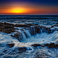 Thor's Well by Rick Berk