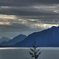 Three Mountains. by Alexander Rozinov