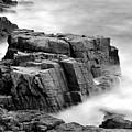 Thunder Along The Acadia Coastline - No 1 by Thomas Schoeller