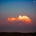 Thunderhead At Dusk by Ryan Kelly