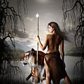 Tigress Warrior Of The Moon by Julie L Hoddinott