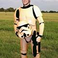 Tim Tebow Stormtrooper by Paul Van Scott