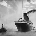 Titanic by Chris Cardwell