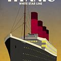 Titanic Ocean Liner by Michael Tompsett