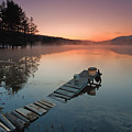 Too Early For Fishing by Evgeni Dinev