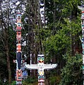 Totem Poles by Will Borden