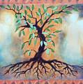 Tree Of Life by Kathy Braud