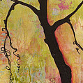 Tree Print Triptych Section 1 by Blenda Studio