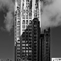 Tribune Tower 435 North Michigan Avenue Chicago by Christine Till