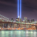 Tribute In Light IIi by Clarence Holmes