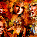 Tribute To Taylor Swift by Alex Martoni