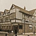 Tudor House Southampton by Terri Waters