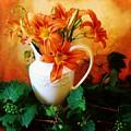 Tuscany Bouquet by Marsha Heiken