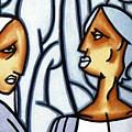 Two Ladies by Thomas Valentine