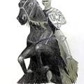 Ucf Knights by Frederic Kohli