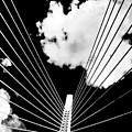 Underneath The Zakim by Andrew Kubica