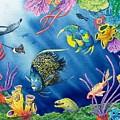 Undersea Garden by Gale Cochran-Smith