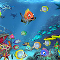 Underwater Fantasy by Doug Kreuger