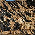 Unearthly World - Death Valley's Badlands by Christine Till