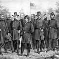 Union Generals Of The Civil War  by War Is Hell Store