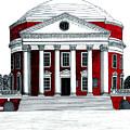 University Of Virginia by Frederic Kohli
