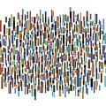 Urban Abstract by Frank Tschakert