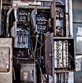 Urban Decay  Fuse Box by Edward Myers
