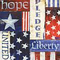 Usa Pride 1 by Debbie DeWitt