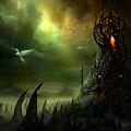 Utherworlds Where Fears Roam by Philip Straub