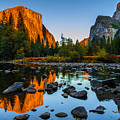 Valley View Yosemite National Park by Scott McGuire