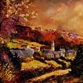 Vencimont Village Ardennes  by Pol Ledent