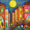 Venice Soiree by Lisa  Lorenz