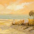 Verso La Spiaggia by Guido Borelli