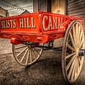Victorian Cart by Adrian Evans