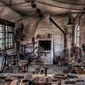 Victorian Locksmith by Adrian Evans