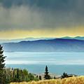 View Of Bear Lake by Utah-based Photographer Ryan Houston