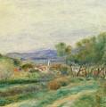 View Of La Seyne by Pierre Auguste Renoir