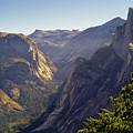 View Of Tenaya Canyon by Coyright Roy Prasad